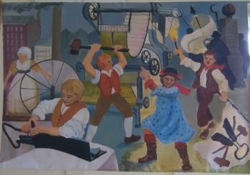 Cath Everett - Luddite Canvas. http://www.ludditelink.org.uk/news_archive.php