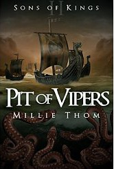 Cover for book two